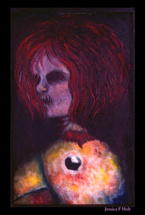On Women* in Horror Art- A Commentary on Visibility and Self-Acceptance