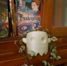 Mini Ghost Plant Pot