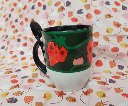 Skullberry Mug