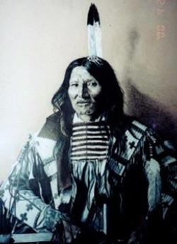 Kicking Bear - Lakota Sioux