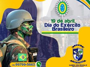 19 de abril - Dia do Exército Brasileiro
