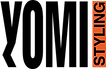 Yomistylig logo