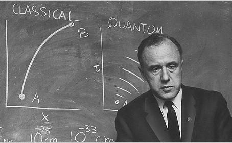 C'est quoi le lien avec la physique quantique ?