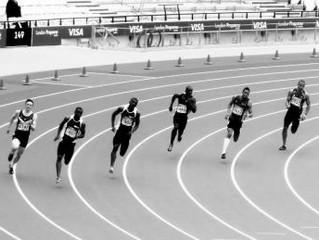 David Lima -100m & 200m Sprinter