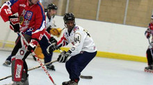 Iain Francis - Great Britain inline roller hockey player