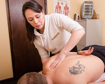 sports massage birmingham