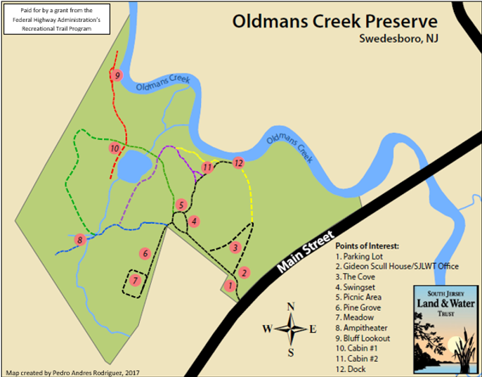 Oldmans Creek Preserve OCP Map.png