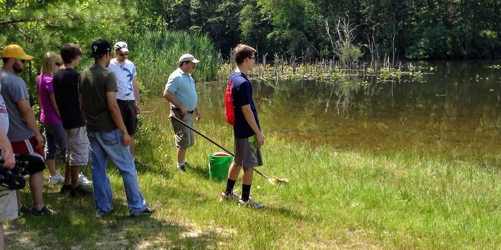 Lake Walk and Cleanup