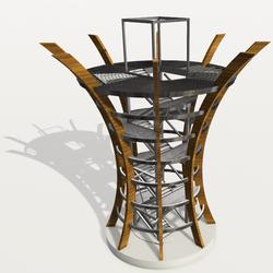 Anakeesta Observation Tower