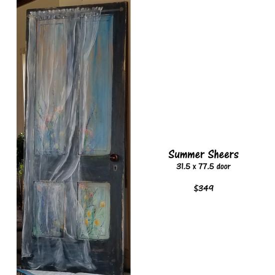 Summer Sheers