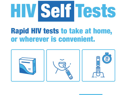 HIV Home Testing Kits At Huntridge!