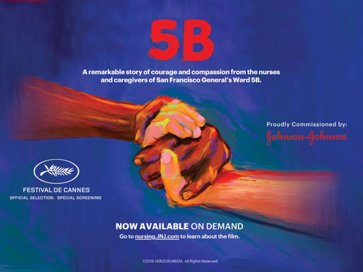 5B - Story of Courage and Compassion From Nurses and Caregivers of San Francisco General's Ward 5B