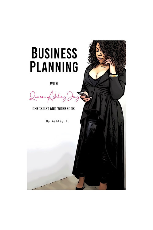 Business Planning Checklist & Workbook