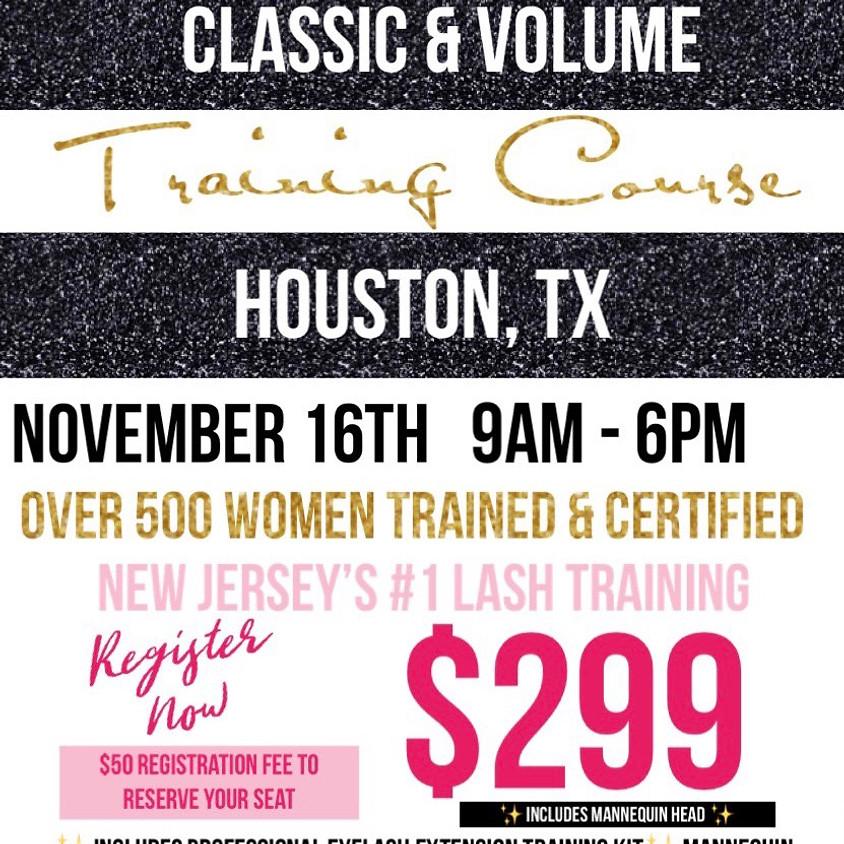 Houston Lash Training
