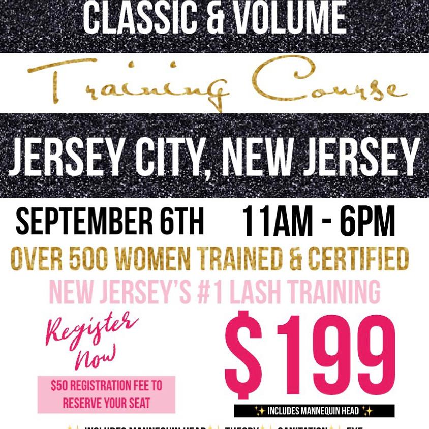 Classic & Volume Lash Training