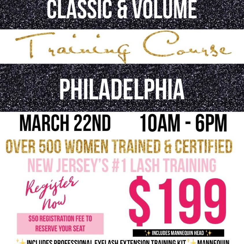 PHILADELPHIA Classic & Volume Training
