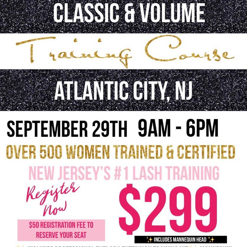 Atlantic City Lash Training