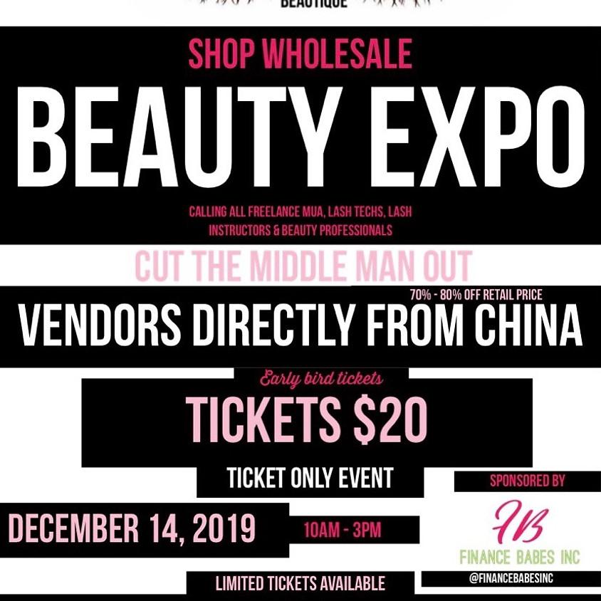 Wholesale Beauty Expo