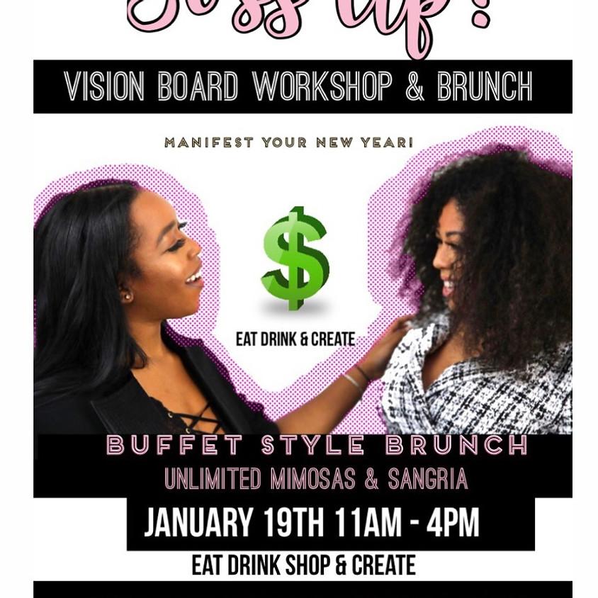 Vision Board Workshop & Brunch
