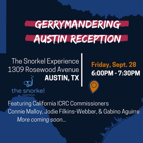 Gerrymandering Austin Reception