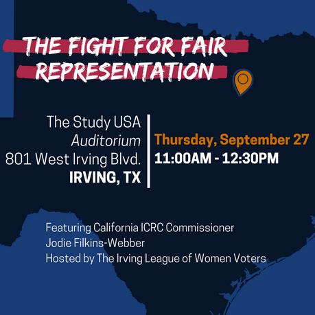 DALLAS: Fight for Fair Representation
