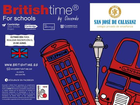 Britishtime for School