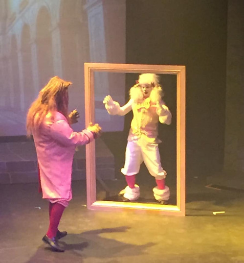 The Mirror Scene