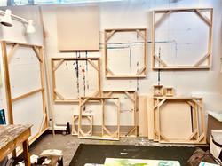 Stretcher Building Binge!