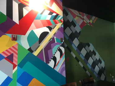 Mural #1 at Twiisted
