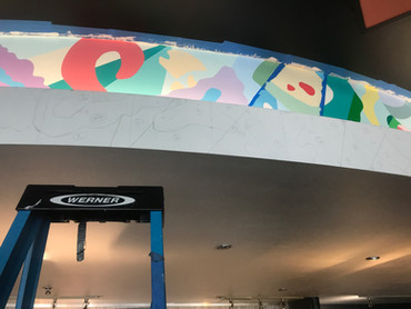 Mural #2 at Twiisted