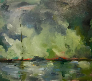 UNTITLED (GREEN ATMOSPHERE)
