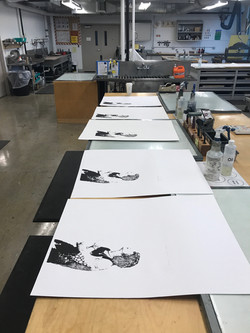 Photo Lithograph Prints