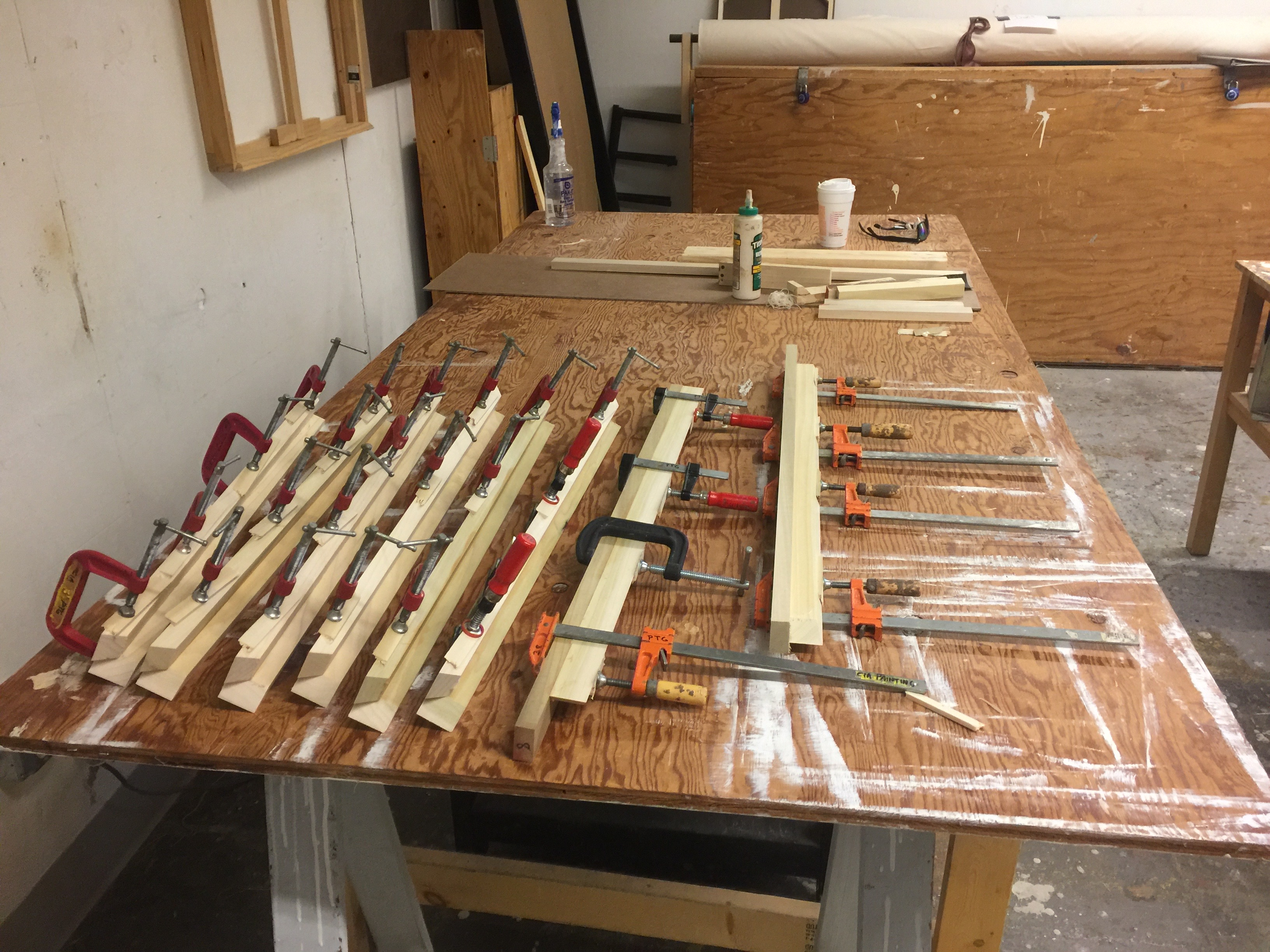 Building Stretchers