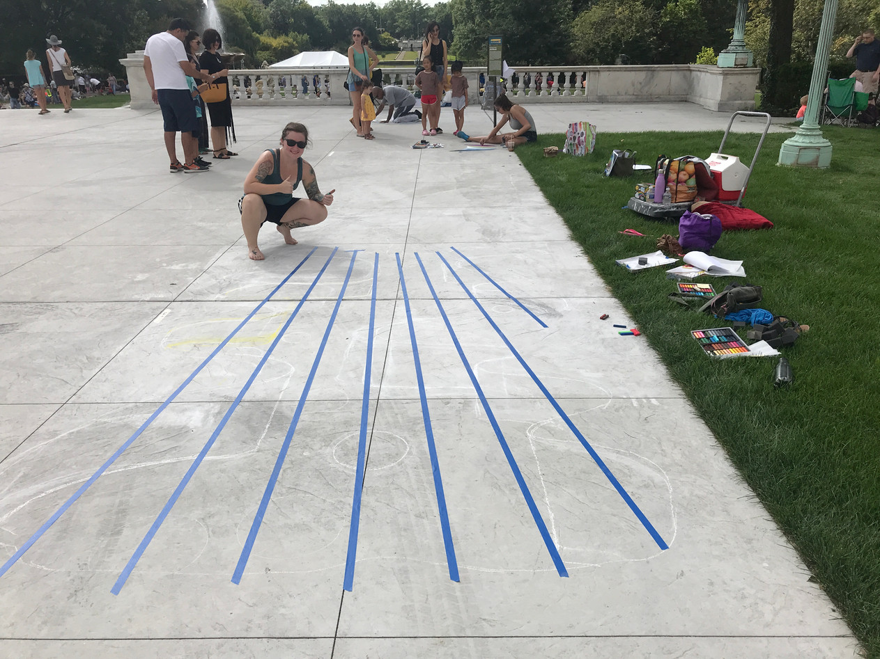 Chalk Art Beginnings
