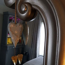 #prettythings Wooden #heart gift from Ke