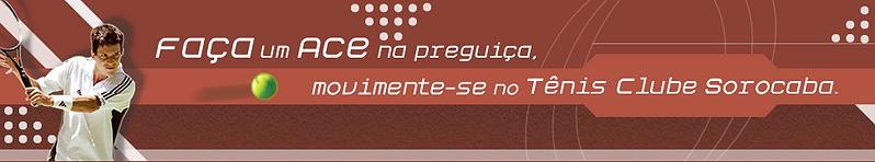 f6251babbb Tênis Clube Sorocaba