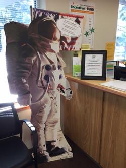 RFF Astronaut