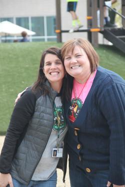 Ms. Brennan & Ms. Zubrowski