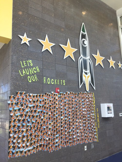 LAUNCH OUR ROCKETS
