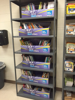 MATH READS LIBRARY