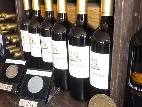 Quinta do Frances wine, best wine algarve portugal
