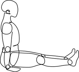 Dandasana