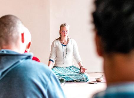 Meditatieopleiding: mijn ervaring | Meditation teacher training: my experience