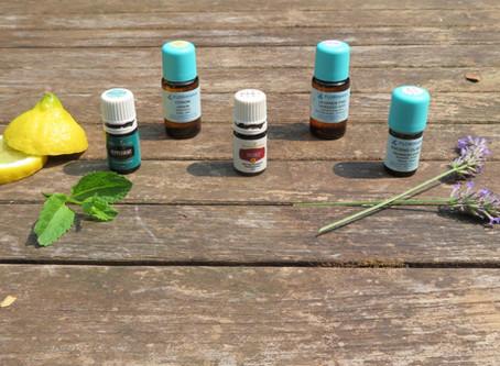 Mijn top 5 etherische oliën / My top 5 essential oils