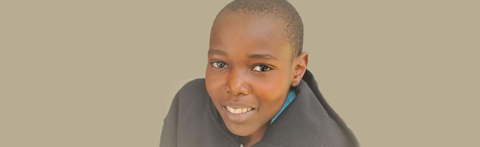 Emmauel Mwangi Haemophilia patient