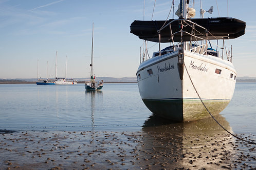 West Wittering Boats - Photo Print