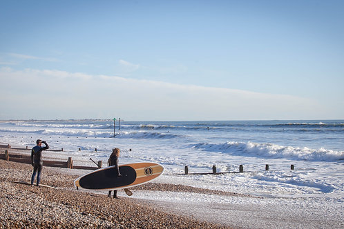 Wittering SUP - Photo Print