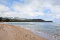 cap beach, kauali