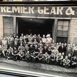 History of Premier Gear
