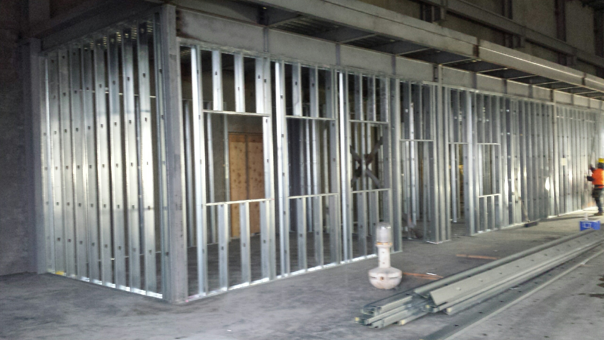 offices in shop